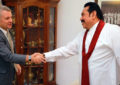 """Opposition will support moves to maintain peace"" – Mahinda assures Germany"