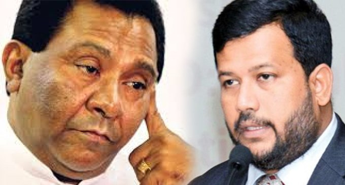 S. B.'s attempt to lure Minister Rishad to crossover revealed [VIDEO]