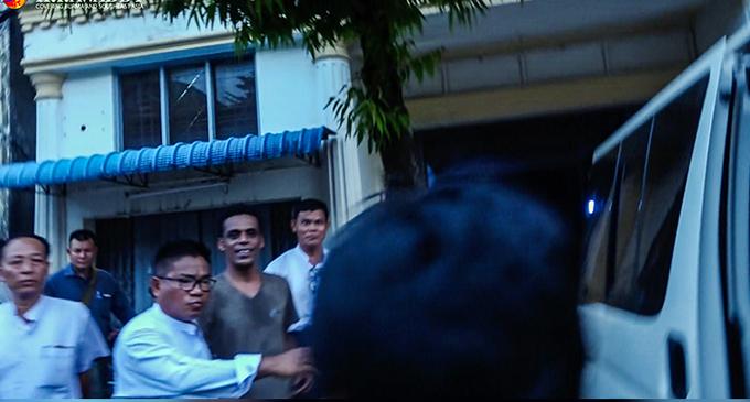 Easter bombing suspect no longer in Myanmar – Myanmar President's Office