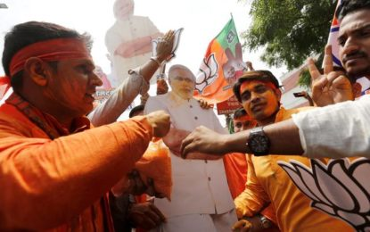 Modi wins historic General Election victory, Party says