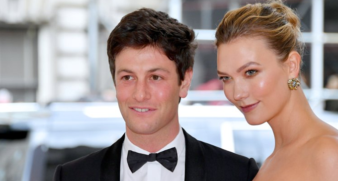 Eight months after marriage, Karlie Kloss, Joshua Kushner still celebrating