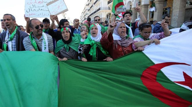 Algeria elections planned for 4 July 'impossible', authorities say