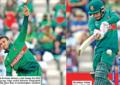 Bangladesh sink Afghanistan to keep alive WC semi-final hopes