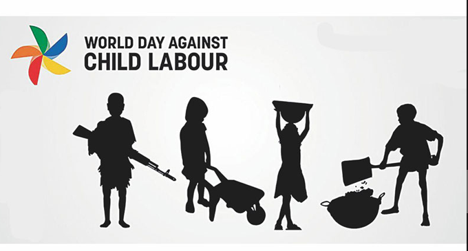 World Day Against Child Labour 2019 today