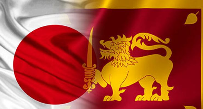 SL-Japan discuss Counter Terrorism measures