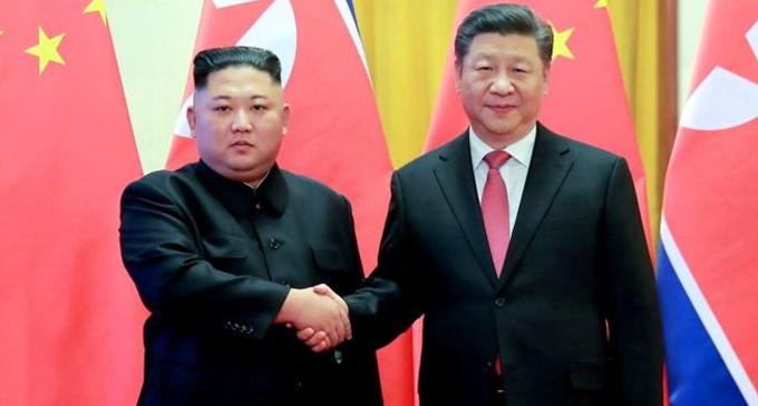 Xi Jinping visits N Korea to boost China's ties with Kim