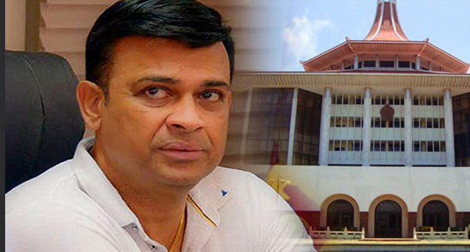 AG ordered to file charges against Ranjan