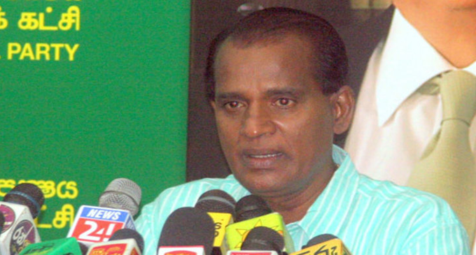 """""""JO constantly opposing concessions for the public"""" – Edward Gunasekera"""