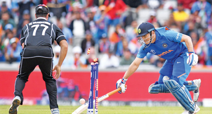 India blown away by New Zealand