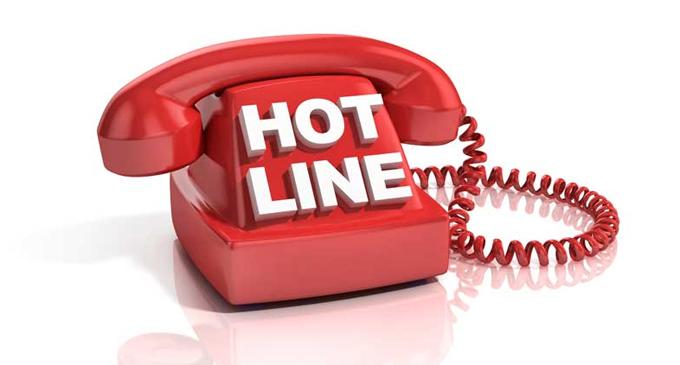 Hotline for illicit liquor complaints