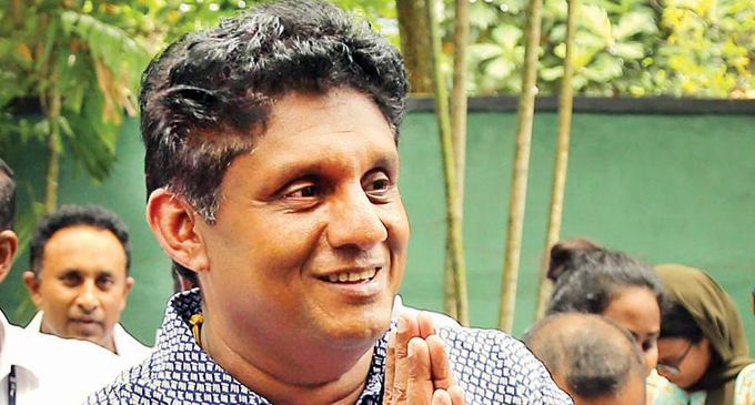 Ceylon Workers Congress to support Sajith