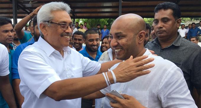 Duminda, Weerakumara to attend SLPP rally