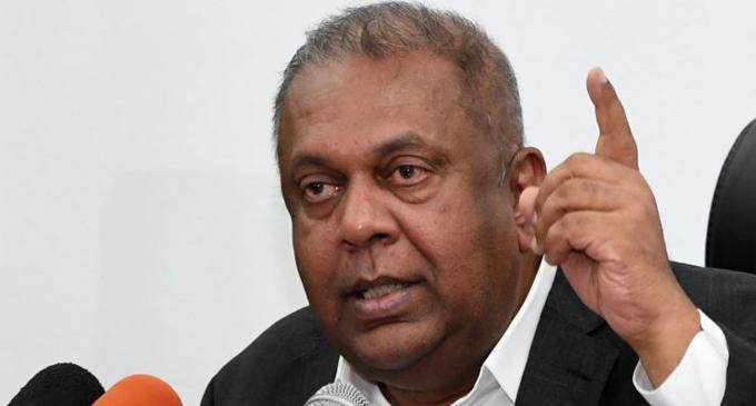 """Tamil & Muslim citizens always backed the UNP"" – Mangala"