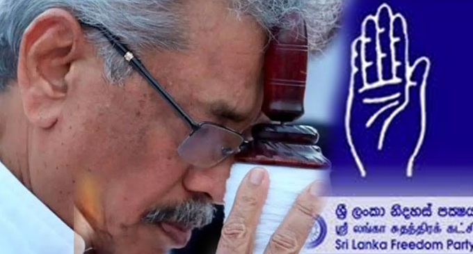 SLFP confirms support for GOTA