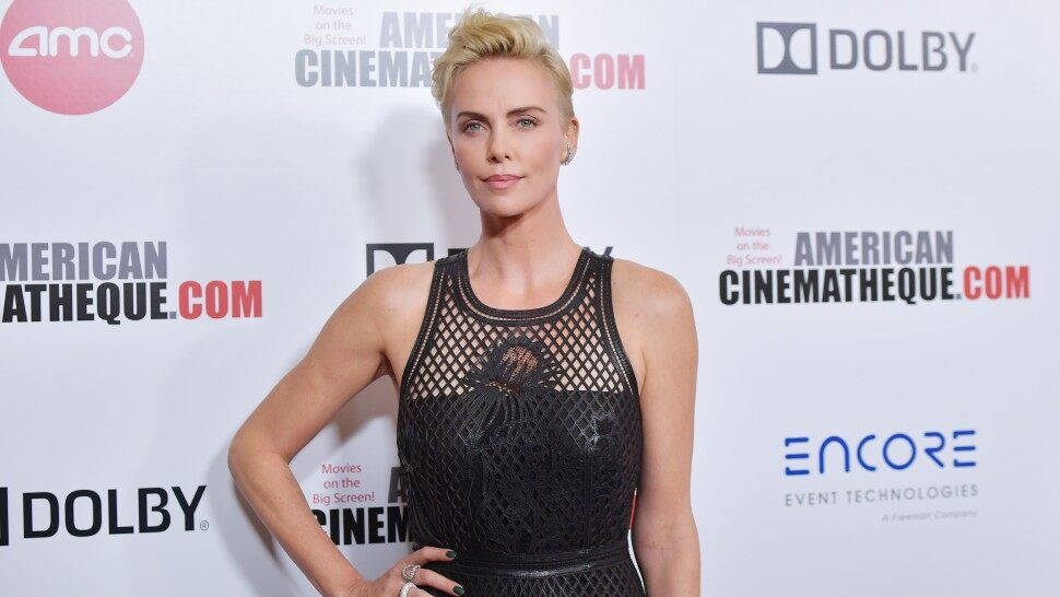 Charlize Theron: My job is a gift