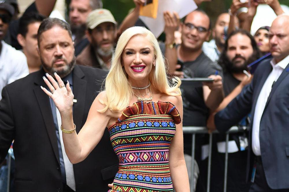 Gwen Stefani didn't want Nick Jonas to replace her