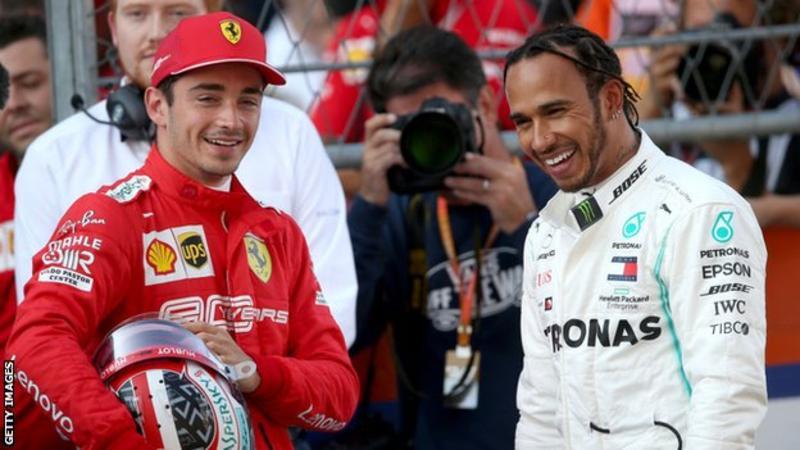 Ferrari admits to conversations with Lewis Hamilton