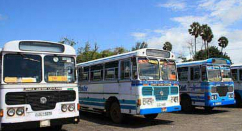 Route permits of 50 bus operators temporarily suspended