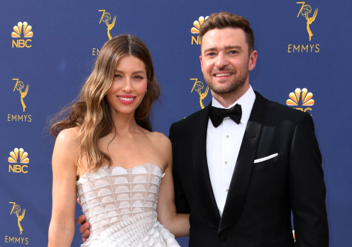 Jessica Biel pushed husband Justin Timberlake to apologise for his photo scandal