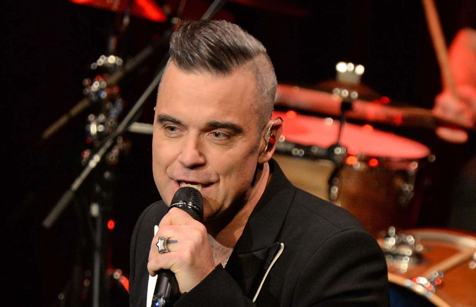 Robbie Williams: My daughter a more talented singer than me