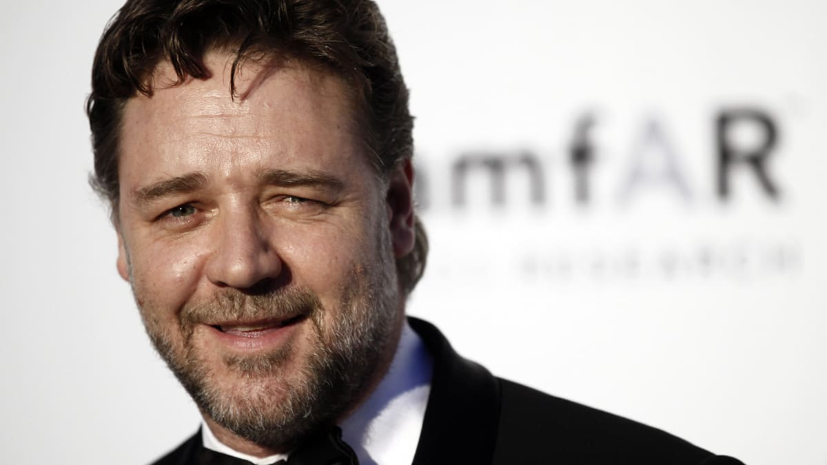 Golden Globe nod makes Russell Crowe feel young