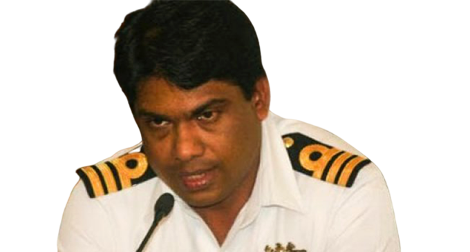 Commodore DKP Dassanayake promoted to the rank of Rear Admiral
