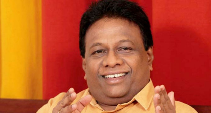 Try to manufacture more sports goods in Sri Lanka, says Dullas