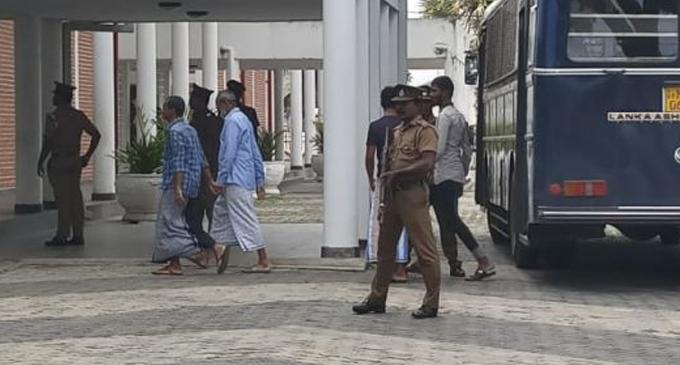 61 arrested over Easter attacks remanded again