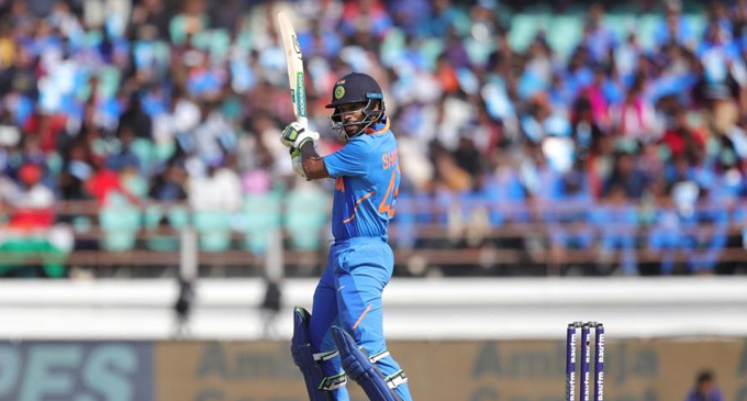 India beat Australia to level one-day series