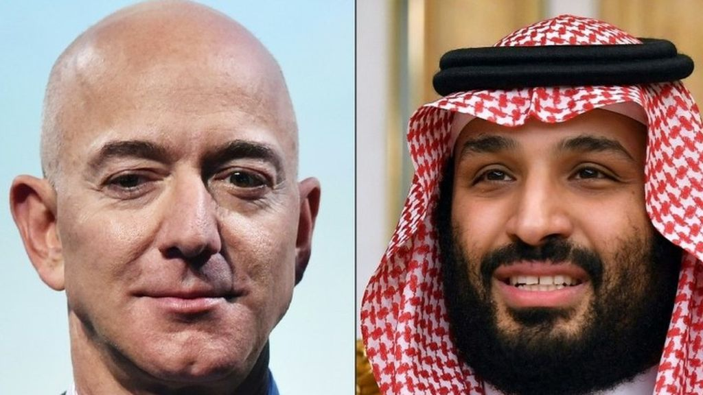 Jeff Bezos hack: UN experts demand probe of Saudi crown prince