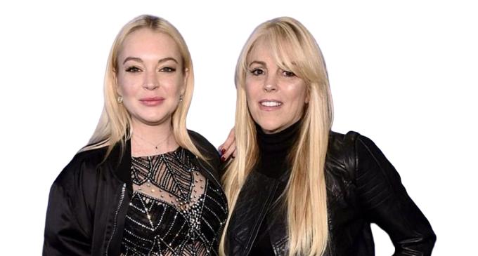 Lindsay Lohan's mother Dina Lohan arrested