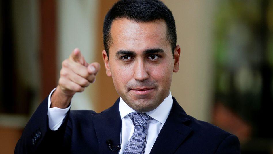 Luigi Di Maio: Italy populist steps down before key election