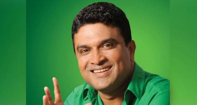 We hope it will be Sajith: Nalin Bandara