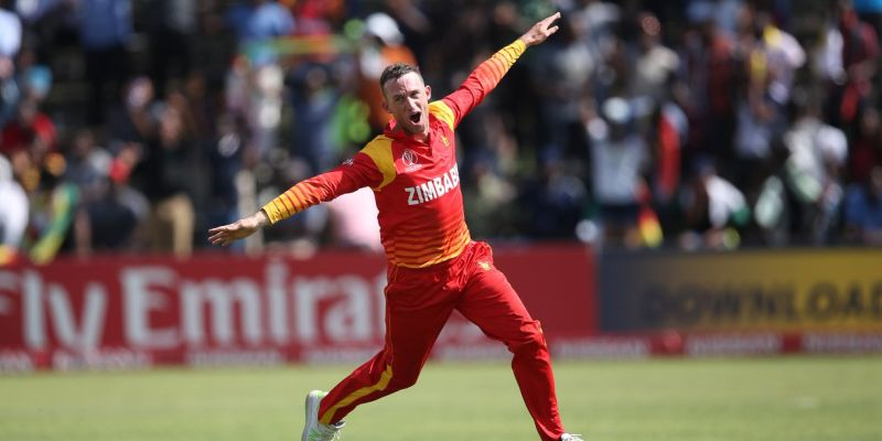 Sean Williams to captain Zimbabwe in SL series