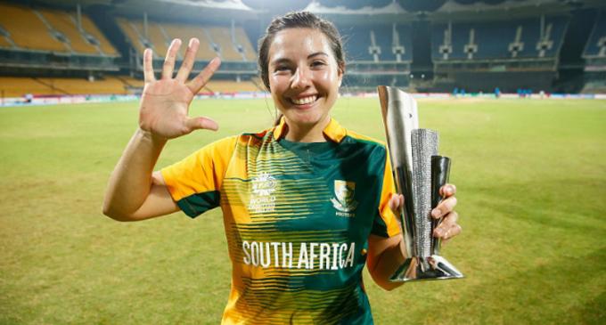 Luus strikes as South Africa beat Sri Lanka