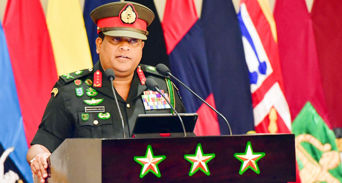 Sri Lanka takes strong objection to travel restrictions imposed on Lt. Gen. Shavendra Silva