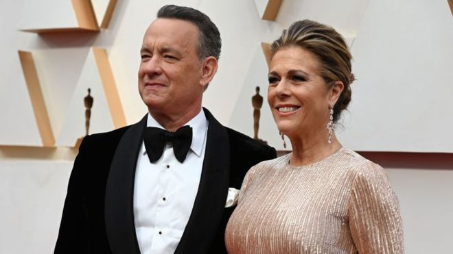 Tom Hanks and Rita Wilson released from coronavirus treatment