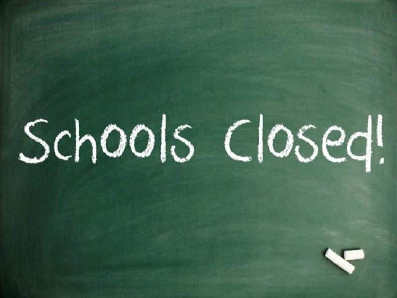 All schools in the Puttlam Education Zone will be closed