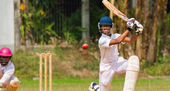 Under 19 Inter Schools Cricket Tournament.: Thurstan beat Dharmapala