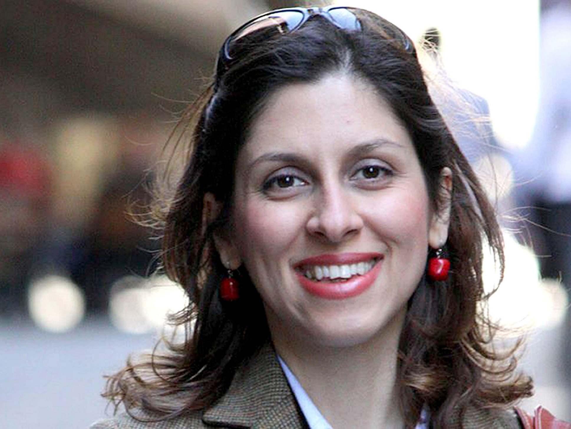Nazanin Zaghari-Ratcliffe released from Iran prison
