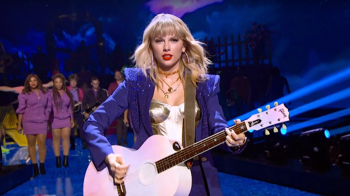 Taylor Swift tops Google's 2020 list of most-searched woman