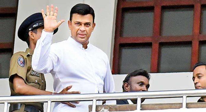 Ranjan transferred to high security prison
