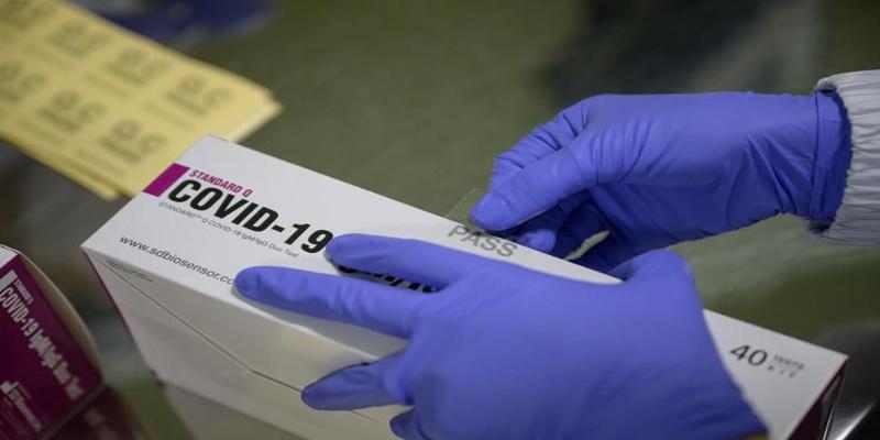 4 Norochcholai staff members undergo PCR tests