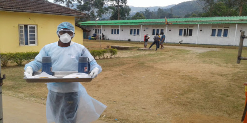 7,520 continue to remain at quarantine centres
