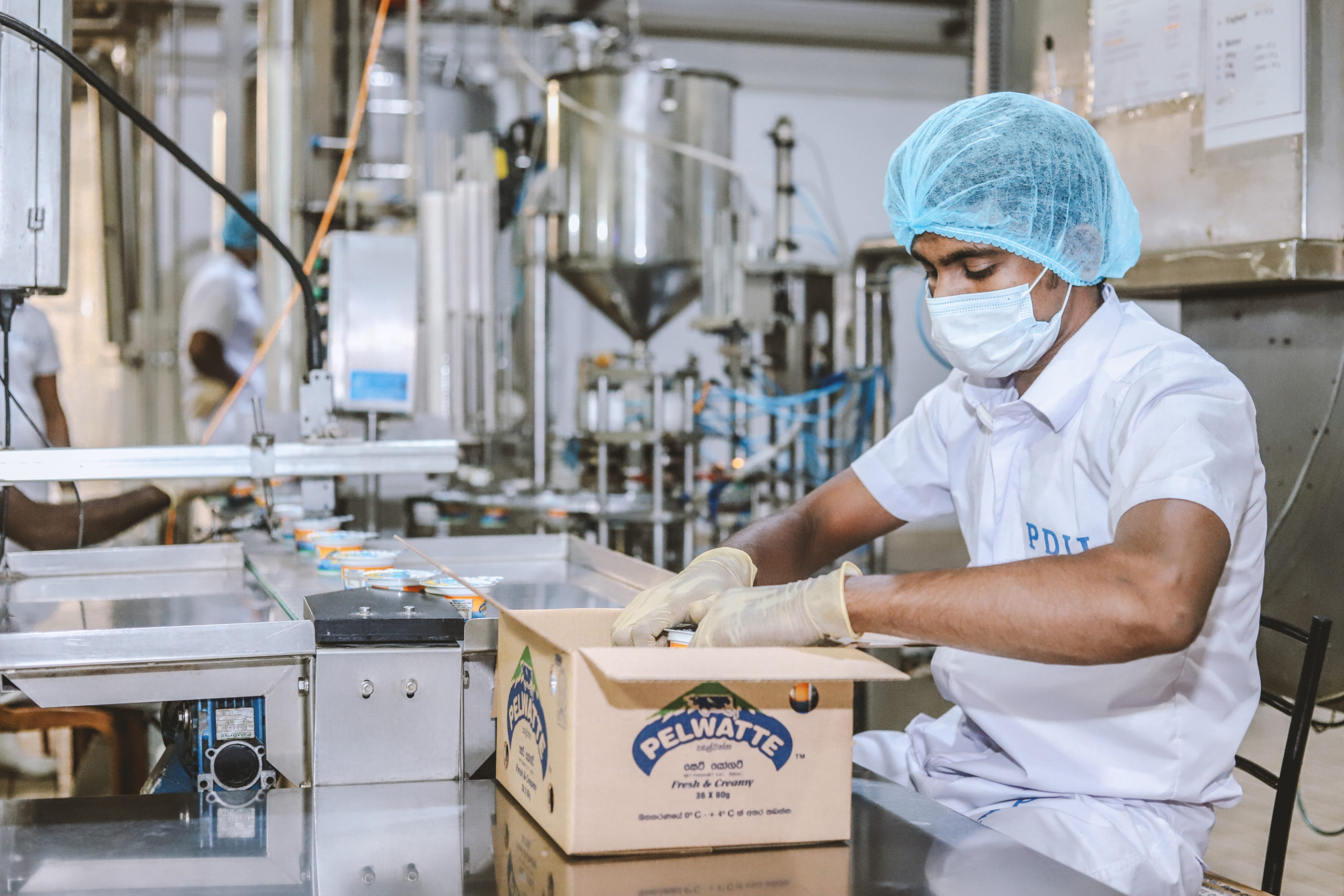 Pelwatte to explore continued local dairy self-sufficiency Post COVID-19