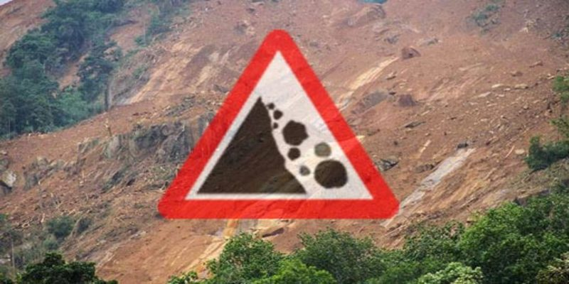 Landslide warnings issued in 7 districts-NBRO
