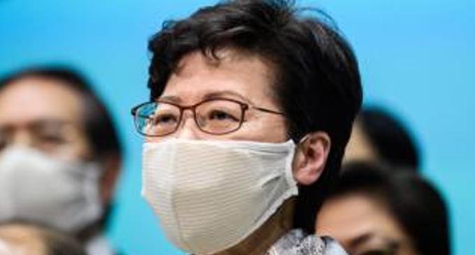 Hong Kong Leader dismisses concerns over city's freedoms