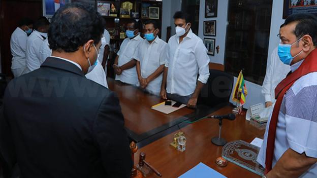 Jeevan Thondaman the son of late Minster Arumugam Thondaman to be given nominations