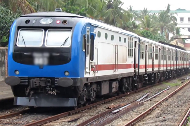 Limited trains deployed over the weekend