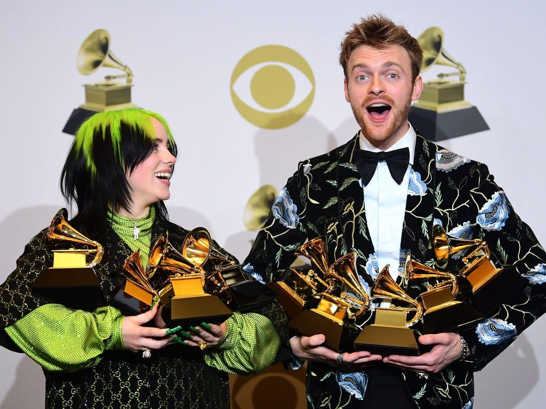 Grammy winner FINNEAS: Creating new James Bond theme song was dream come true ( Interview)
